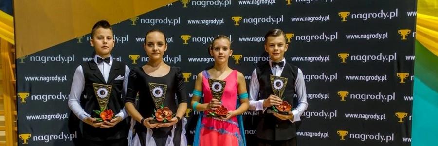 nagrody na turniej tanca