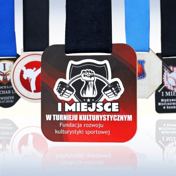 Medale - linia basic