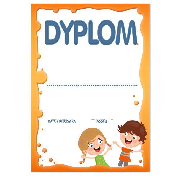 Dyplomy dla dzieci