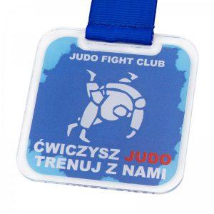 medal z plexi sportowy