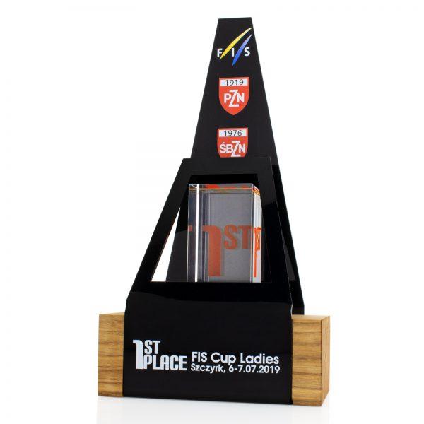 Statuetka 3D na zamówienie FIS Cup Ladies