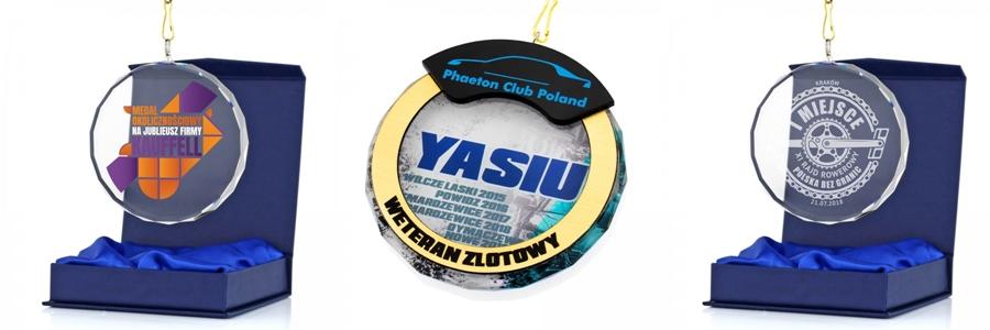 producent medali szklanych na zamówienie