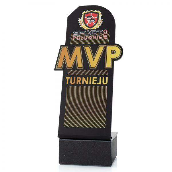 Statuetka dla MVP na turniej piłki nożnej Sport Południe