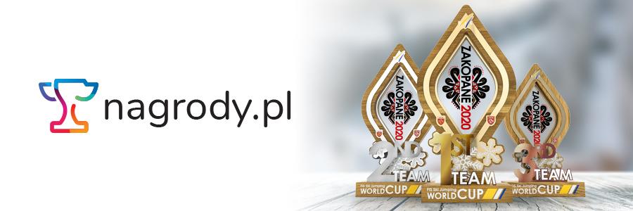 statuetki na Puchar Świata Zakopane 2020