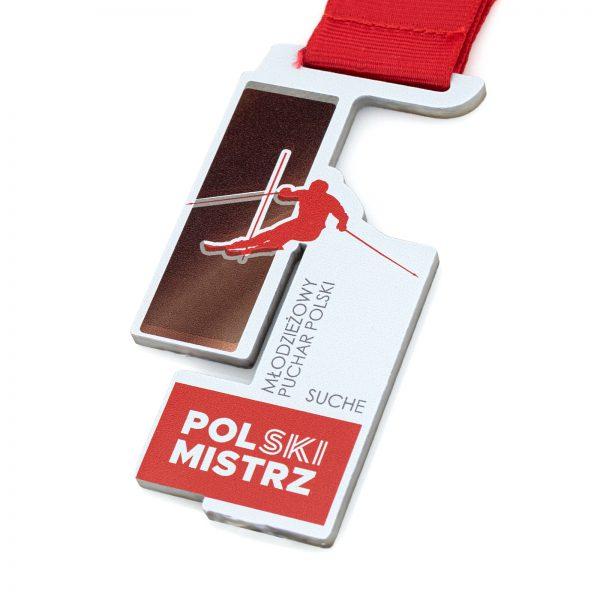 Medal w narciarstwie alpejskim PZN – Polski Mistrz