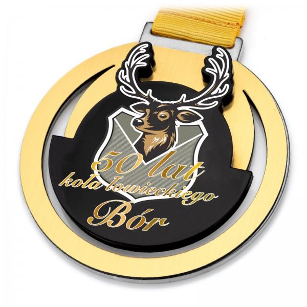 Medale z magnesem